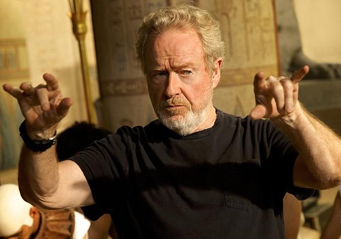 Ridley Scott planea filme sobre Batalla de Inglaterra en II Guerra Mundial