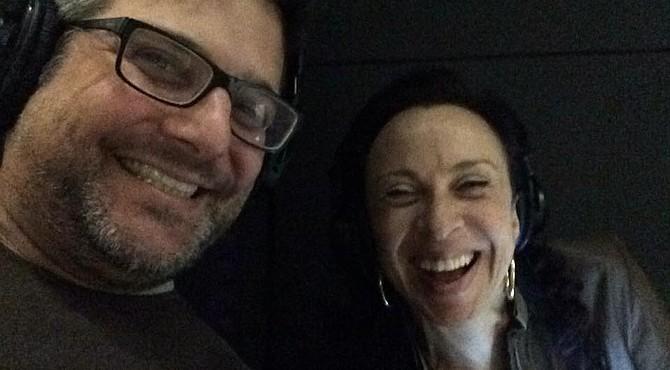 Julio Ricardo Varela y Maria Hinojosa