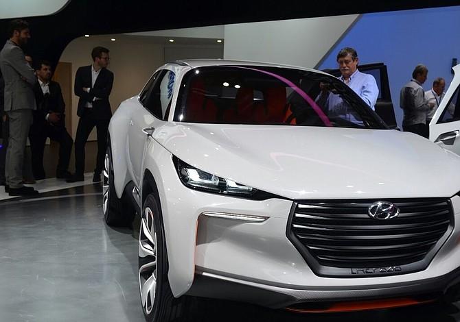 Nombre de nuevo modelo causa problemas a Hyundai