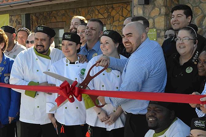 Olive Garden abre sus puertas en San Marcos