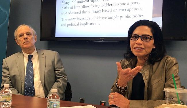 """Lava Jato"": Escándalo brasileño de corrupción trasnacional se expuso en Washington, DC"
