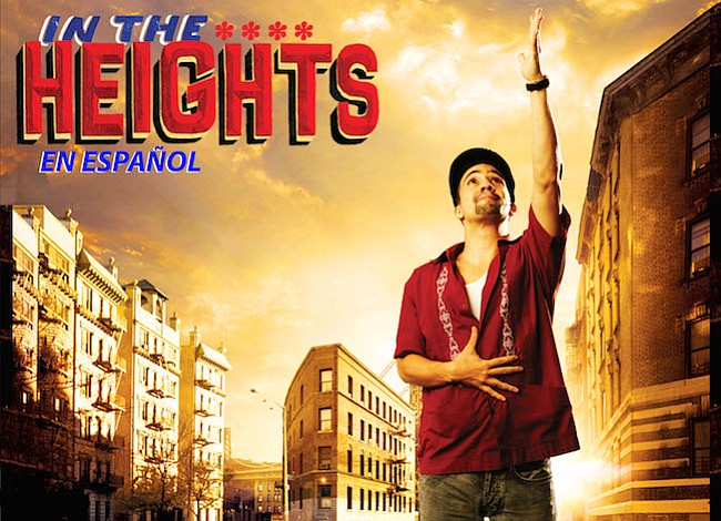 "Al ritmo de hip hop, merengue y salsa:  Llega ""In the Heights"" en español al GALA"