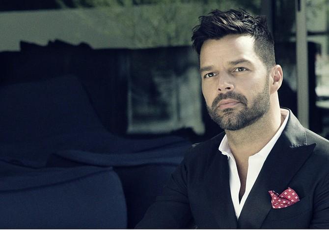 Ricky Martin será pareja de Versace en American Crime Story