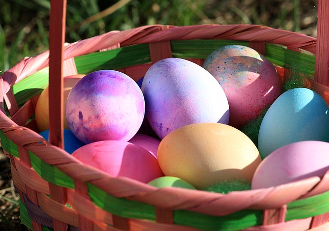 PARA NIÑOS: Recolección de huevos de pascua en Faneuil Hall