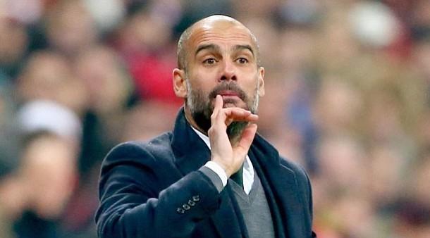 Guardiola: Nuestro objetivo es acabar entre los cuatro primeros