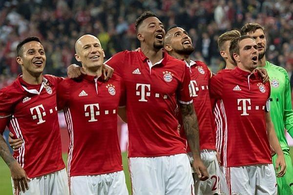 Bayern Münich goleó al Dortmund y da un golpe de autoridad