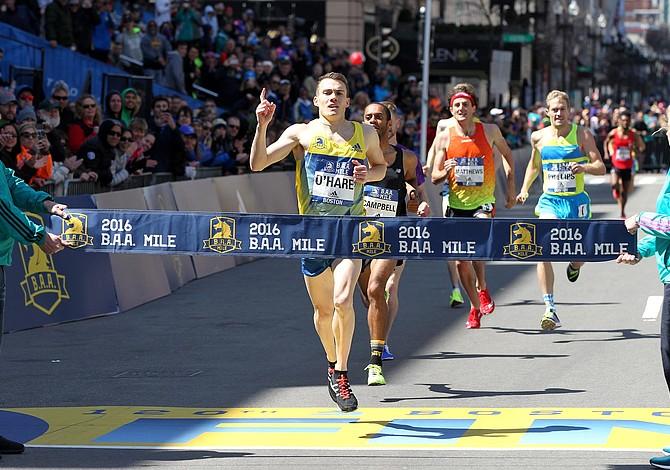 Maratón de Boston celebra su aniversario 121 con más de 30.000 participantes