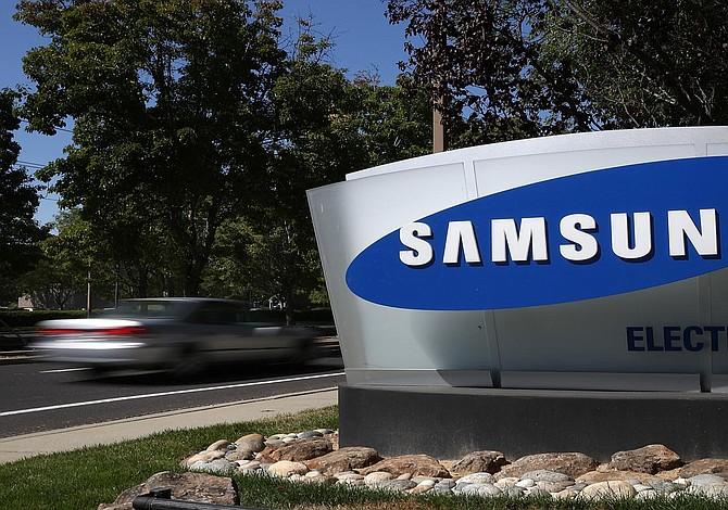 Samsung Electronics aumentó su beneficio operativo en 46,2%
