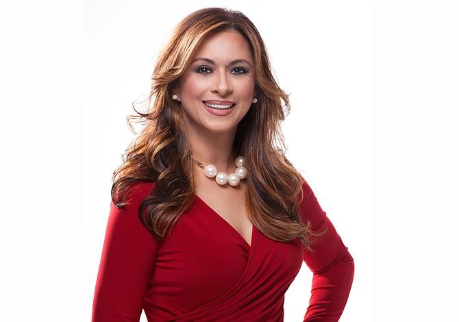 Neida Sandoval la periodista hondureña más galardonada en EE.UU