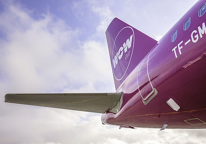 Wow Air continues to expand across the U.S. with inaugural flight from Miami