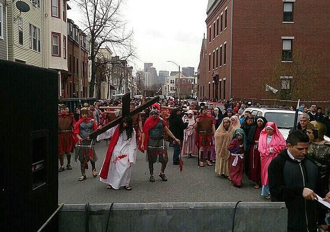 Alistan múltiples actividades por la Semana Santa en East Boston y Chelsea