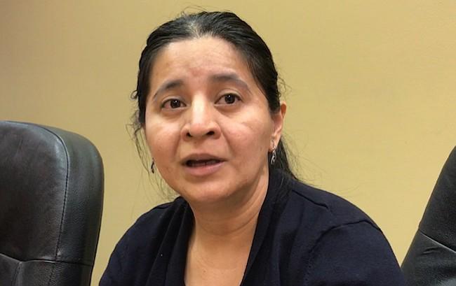 CONTRATOS. Anabel Martínez asegura que los contratos de arrendamientos verbales tienen misma validez que los escritos.