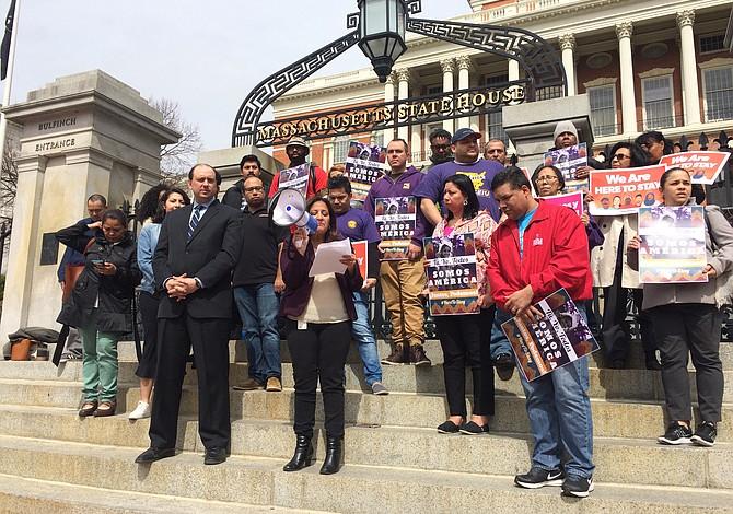 Anuncian la agenda de movilizaciones del 1 de mayo en varias ciudades de Massachusetts