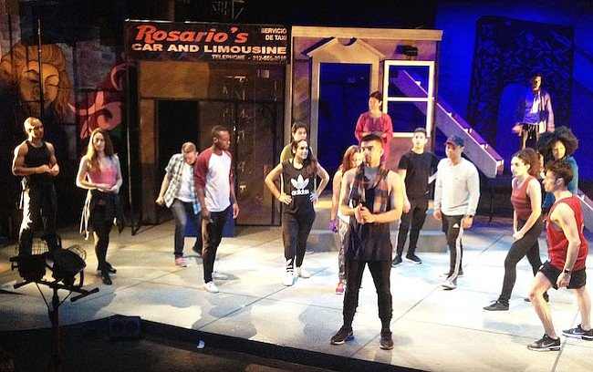 "Gran estreno de ""In The Heights"" en DC"