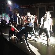 LA OBRA. Según el Director Luis Salgado, el montaje de In The Heights es algo totalmente novedoso, fruto de un proceso creativo que se reinventa cada día en el texto y la música.