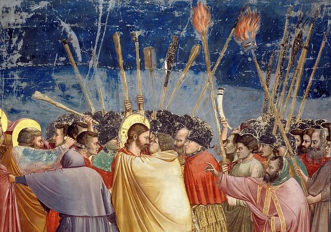 """Judas, Caifás, Antipas, Pilato: los """"villanos"""" de la Semana Santa"""