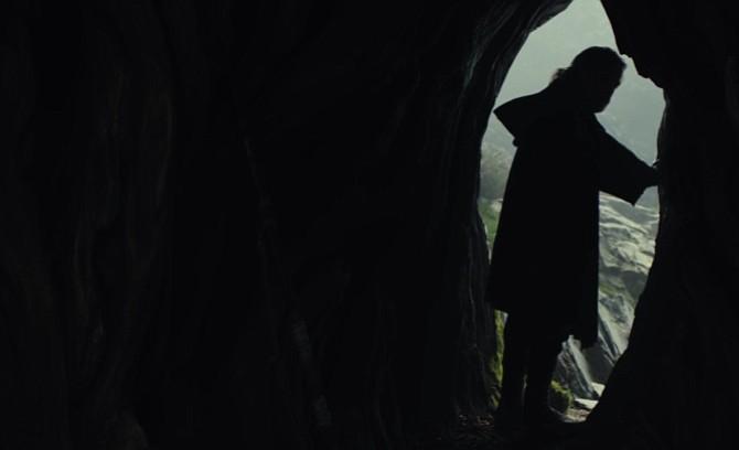 """Un inquietante tráiler activa la cuenta atrás de """"Star Wars: The Last Jedi"""""""
