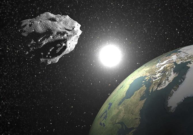 Asteroide de 650 metros se acerca sin peligro de colisión