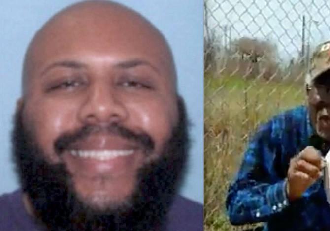 """El """"asesino de Facebook"""" se suicidó tras una persecución policial"""