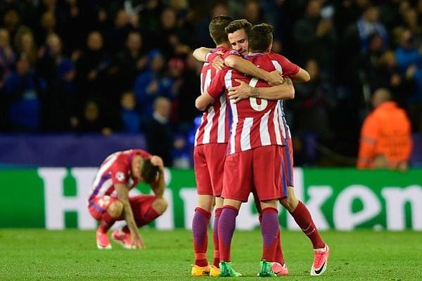 Atlético alcanza su tercera semifinal de Champions en cuatro años