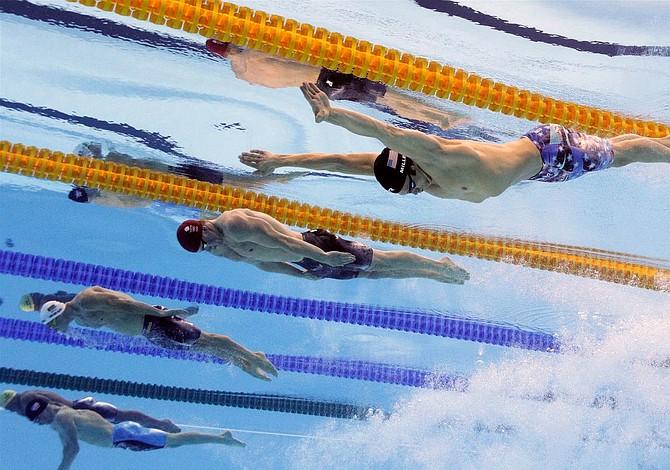 Los cambios que puede traer la natación olímpica