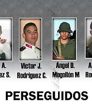 Militares venezolanos son perseguidos por pronunciarse contra presidente Nicolás Maduro.