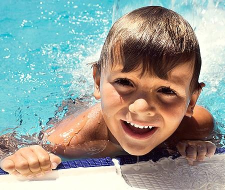 Aprende a nadar