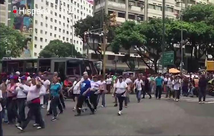 Canciller brasileño acusó al gobierno de Maduro de la muerte de manifestante