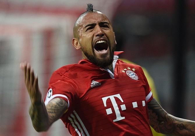 Acta arbitral no reflejó incidente con jugadores del Bayern