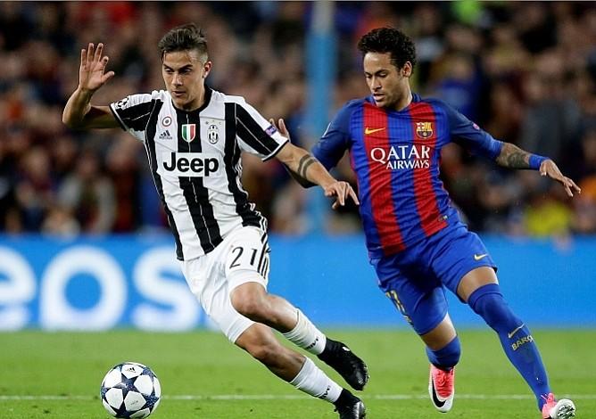 Juventus empata sin goles en Barcelona y pasa a semifinales de la Liga de Campeones