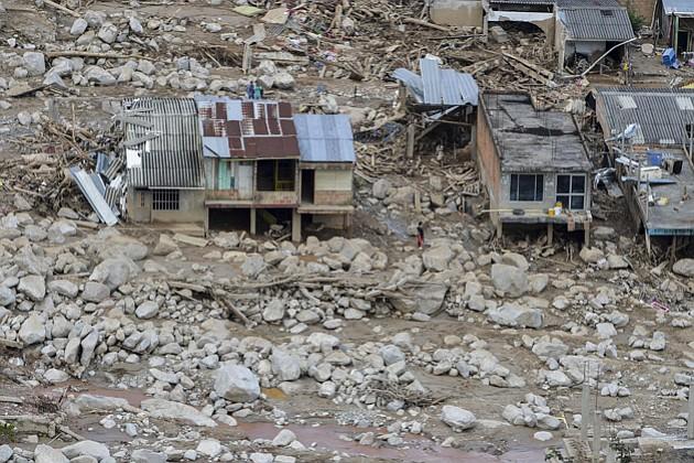 Nueva tragedia por deslave en Colombia deja 15 muertos en Manizales