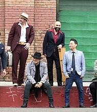 El sábado 22 de abril la banda se presenta en The State Theatre en Virginia