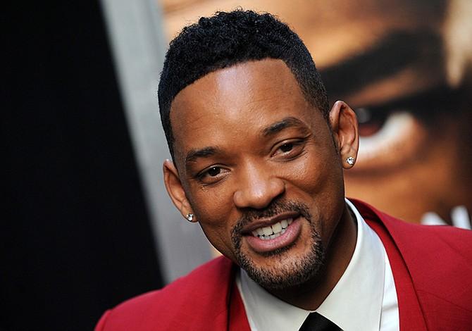 """Will Smith podría ser el genio en la nueva """"Aladdin"""""""