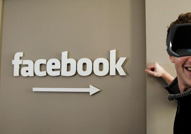 Facebook lanza ofensiva en la realidad aumentada gracias a los smartphones