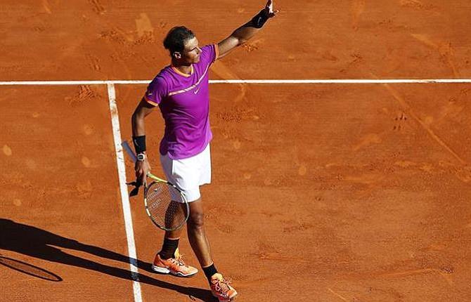Rafa Nadal vence a Zverev y logra los cuartos de final del Masters 1.000 de Montecarlo