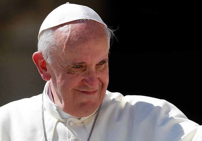 Santos y el papa Francisco entre los 100 más influyentes para Time