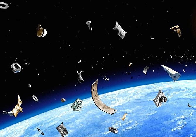 Limpieza de basura espacial comenzará en 2019