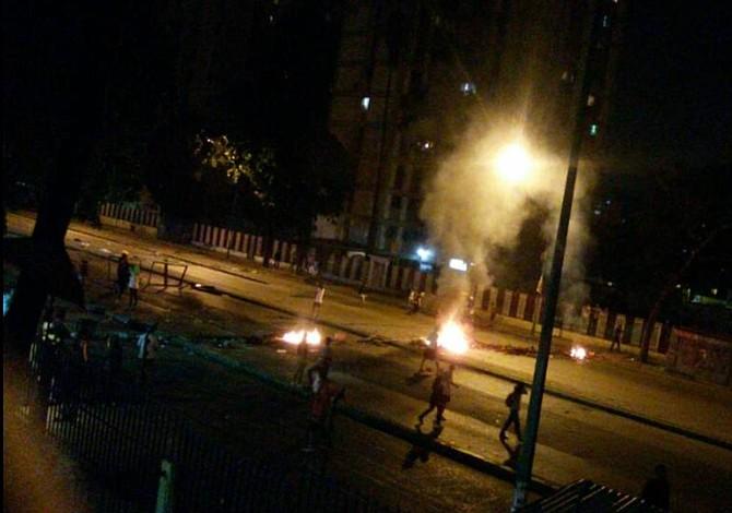 10 muertos durante saqueos nocturnos en Caracas