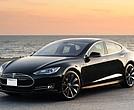 El Model S de Tesla con problemas en los frenos
