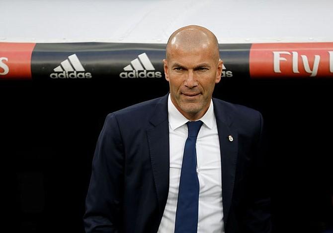 Zidane afirmó el Real Madrid pagó las ocasiones falladas