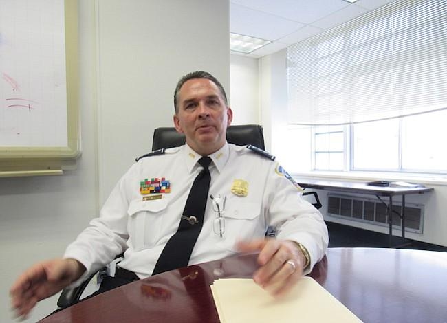 La Policía de DC reafirma que no intervendrá en arrestos por asuntos migratorios