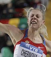 Tatiana Chernova fue bronce en Pekin 2008