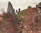 Trump espera detener el tráfico de drogas con el muro en la frontera mexicana