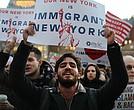 Grandes ciudades protegen a los inmigrantes al no detenerlos