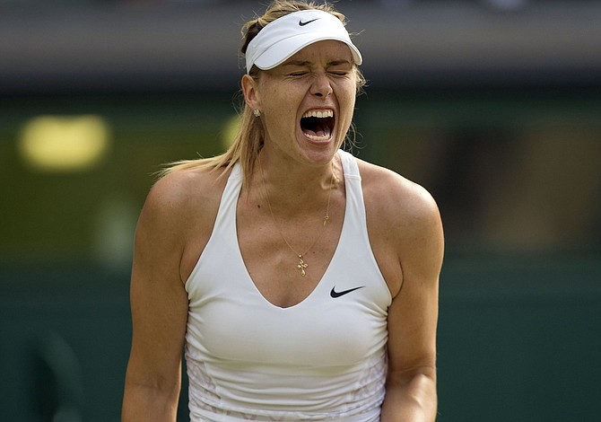 Sharapova regresa en Stuttgart envuelta en polémica