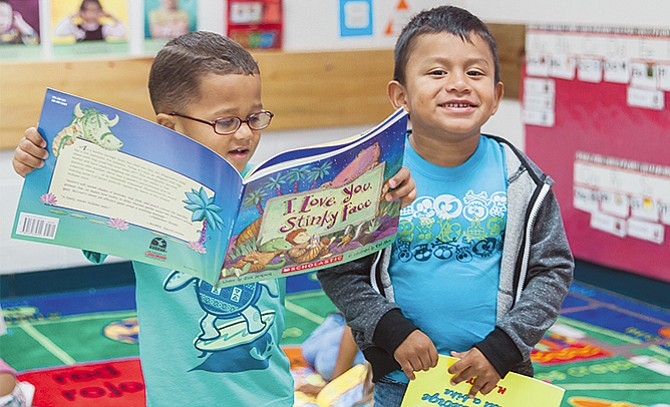 Promoviendo el hábito de la lectura infantil