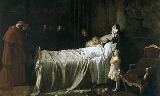 Muerte de Alfonso XII o el Último Beso