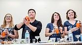 El evento Thirst Boston incluye demostraciones y competencias entre profesionales de la industria de la hospitalidad | FOTO: Caitlin Cunningham Photography via Thirst Facebook Page