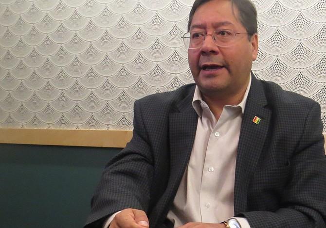 """""""Los bolivianos serán bienvenidos en casa"""""""