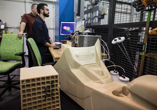 Ford, el primer fabricante que usaría impresora 3D para producir automóviles